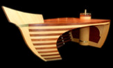 mohagony desk
